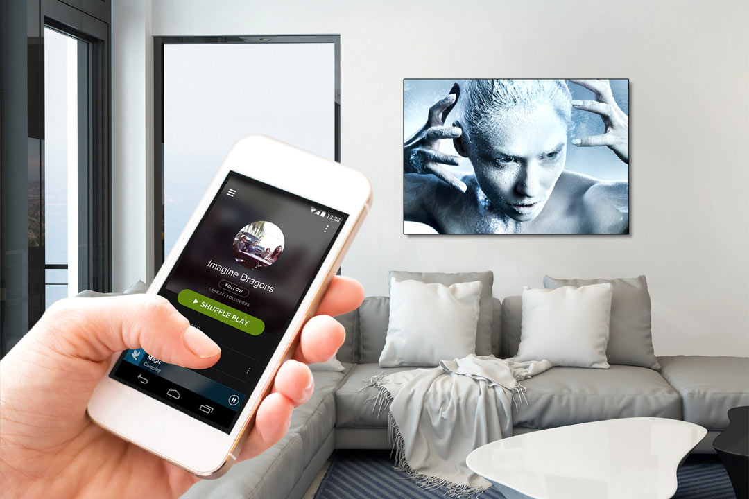 Hifi Musik-Streaming mit Bluetooth 3.0 und EDR